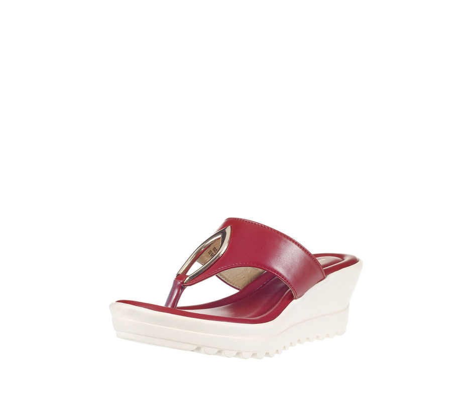 Khadim's Women Cherry Casual Heel Sandal