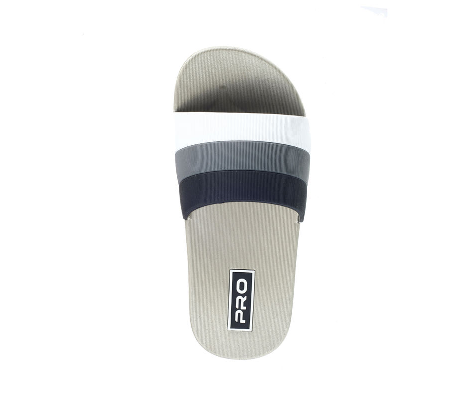 Pro Men Grey Casual Outdoor Slipper