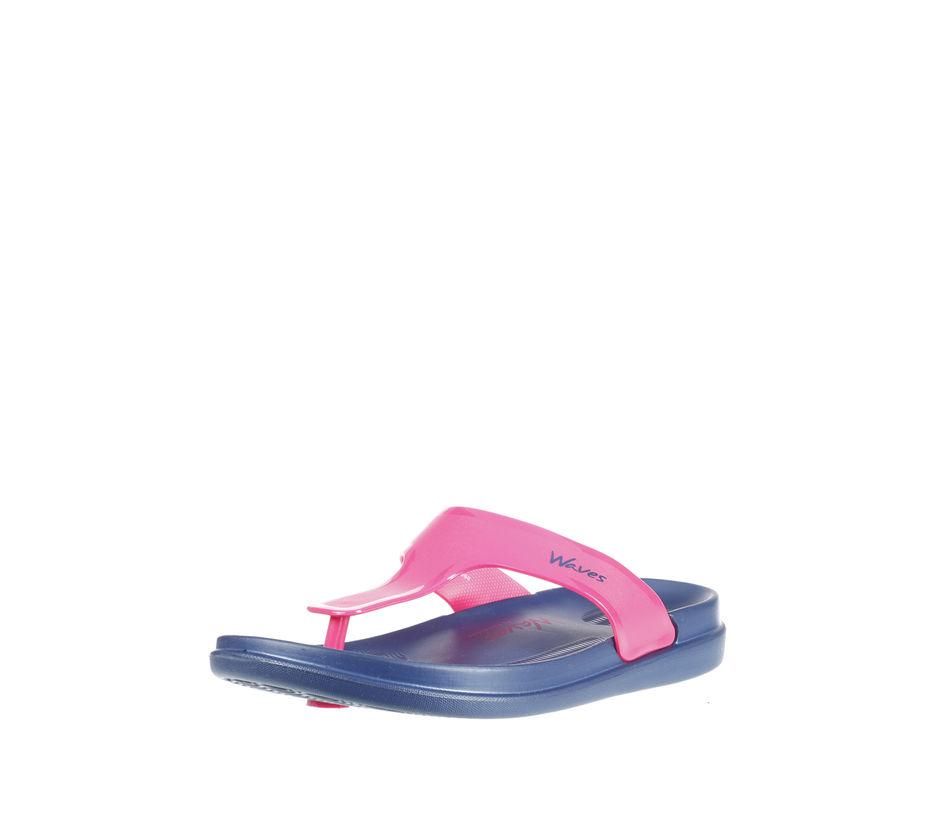 Waves Women Pink Casual Outdoor Slipper