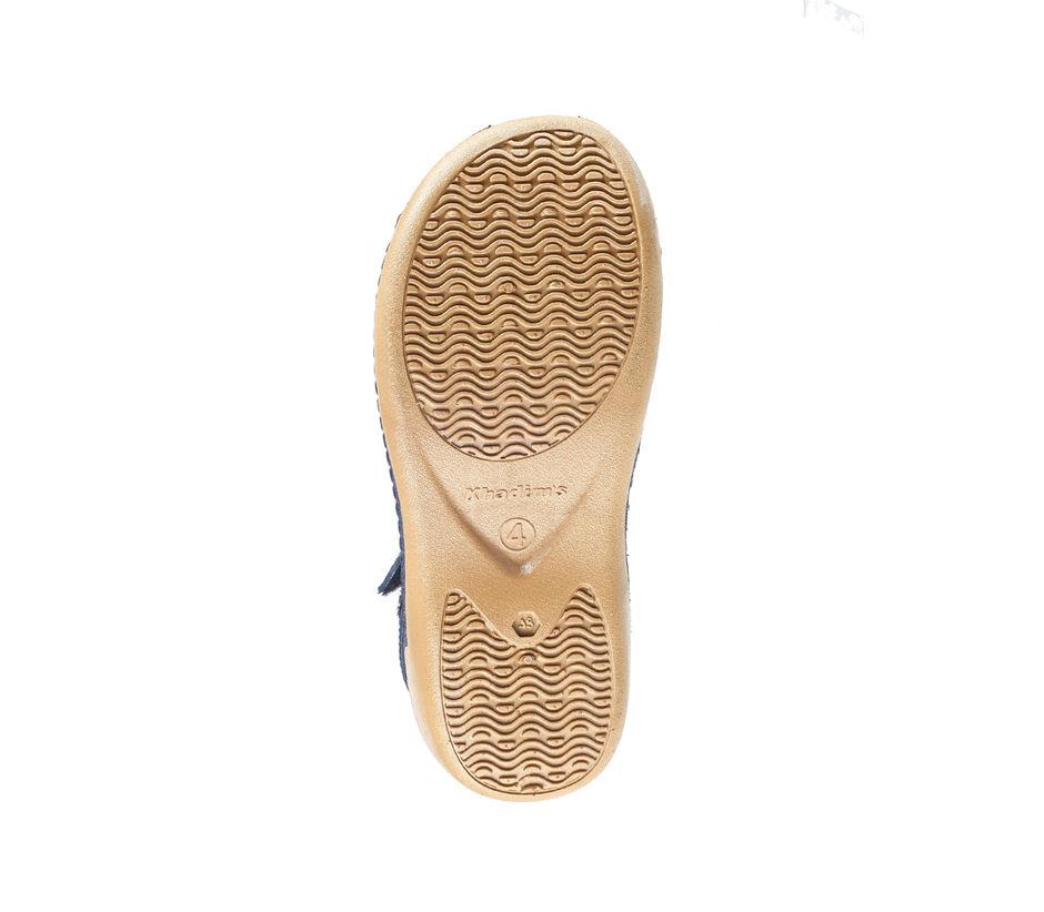 Khadim's Women Navy Casual Outdoor Sandal