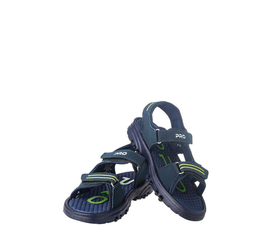 Pro Boy Navy Casual Floater Sandal