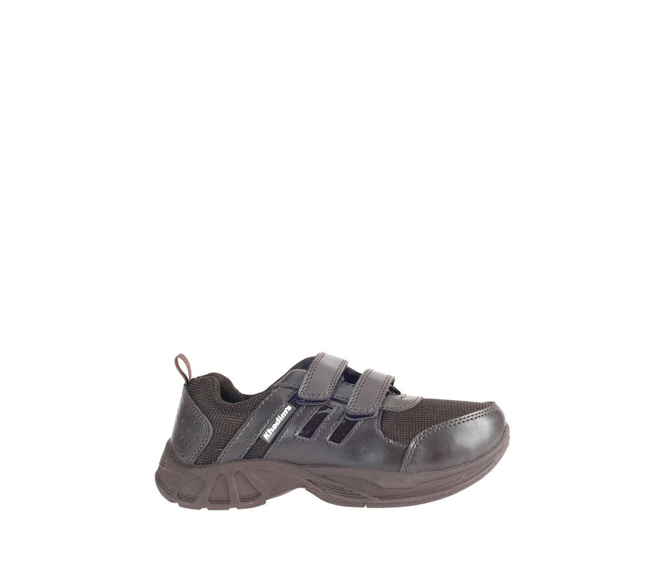 Khadim's Boy Brown Sports Activity Sneakers
