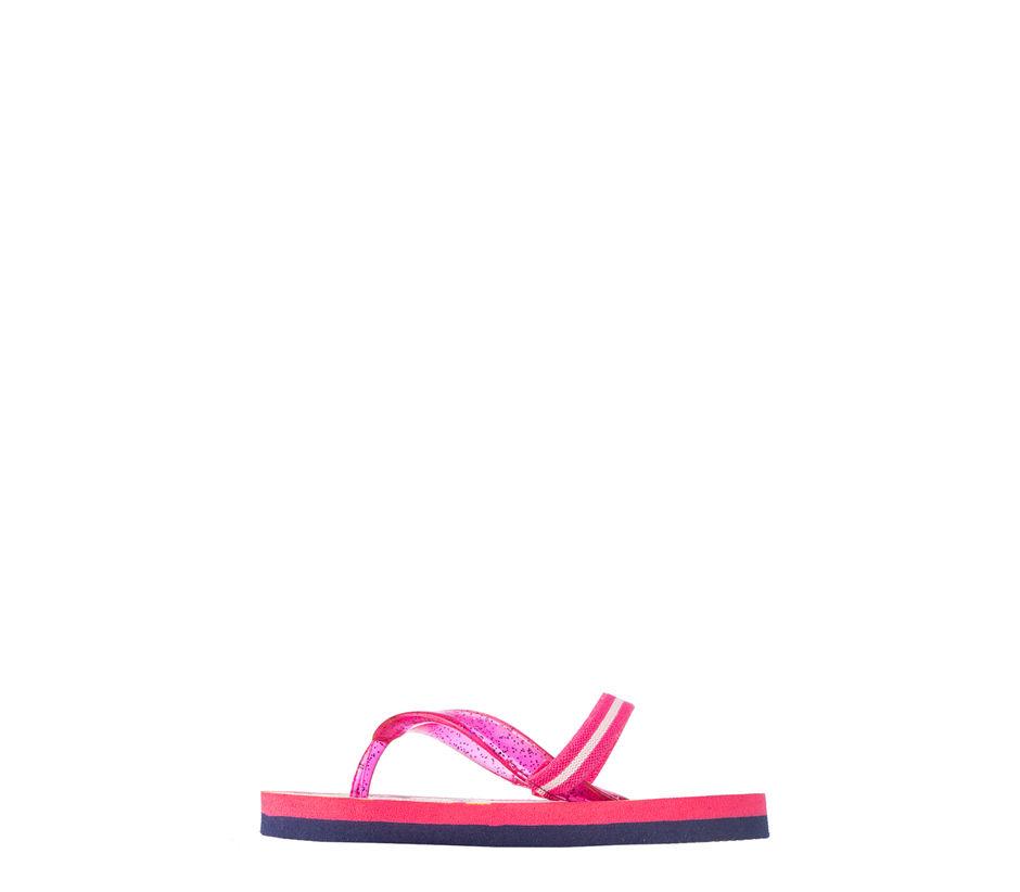 Bonito Kids Pink Casual Strap-On Sandal