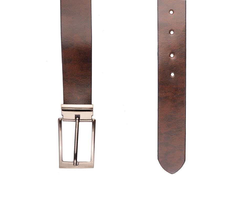 Khadim's Brown Lifestyle Leather Belt
