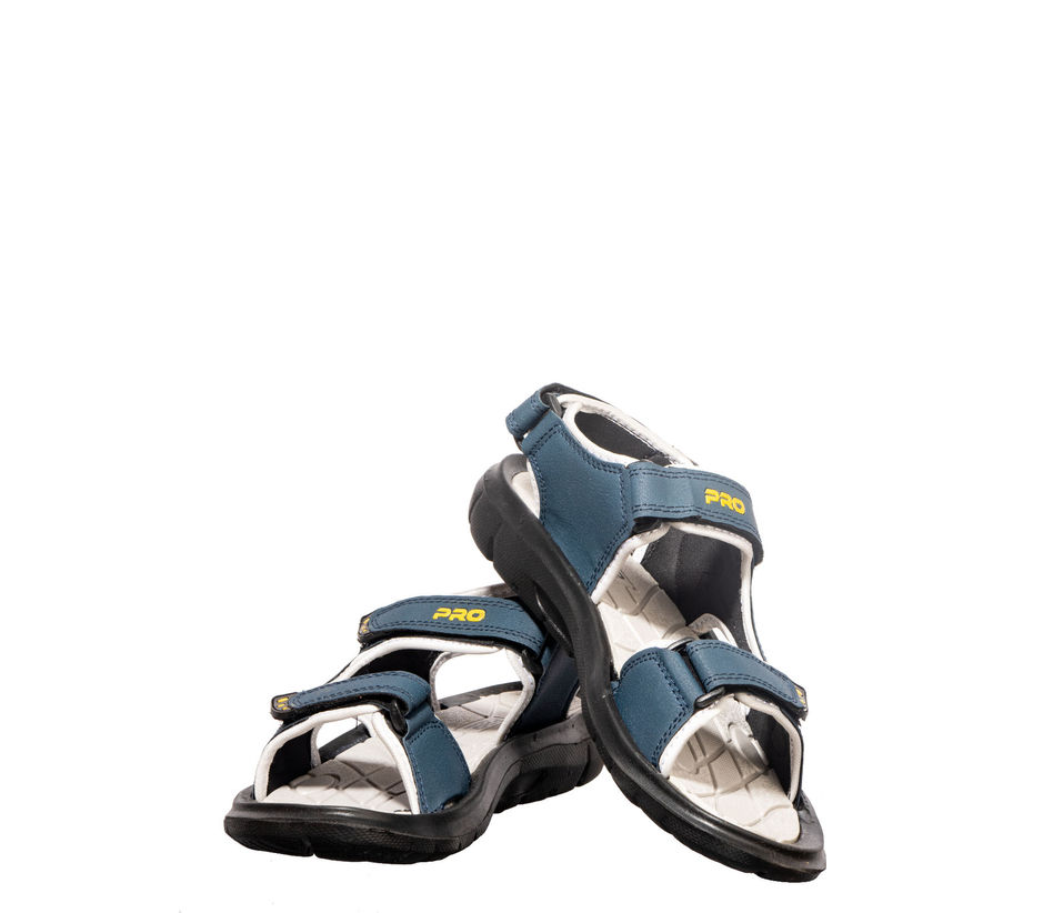 Pro Men Navy Casual Floater Sandal