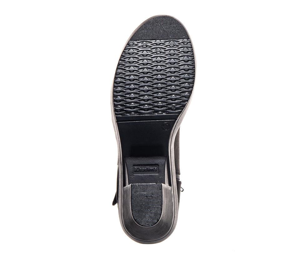 Cleo Black Lifestyle Dress Boots