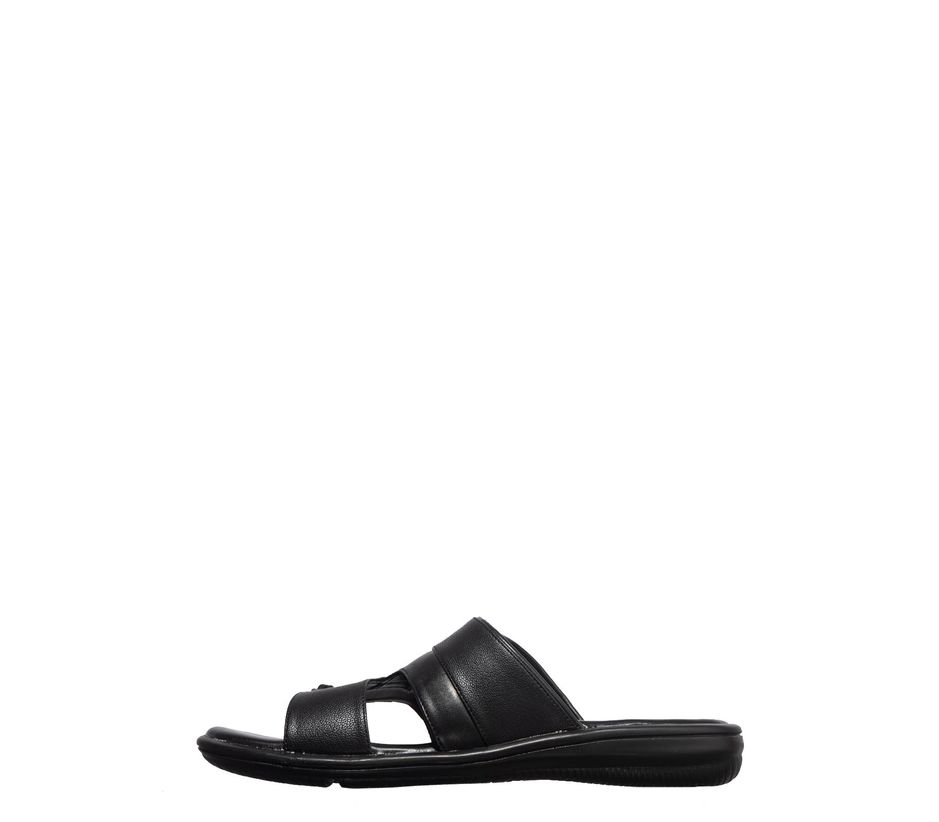 Lazard Men Black Casual Slip-On Sandal