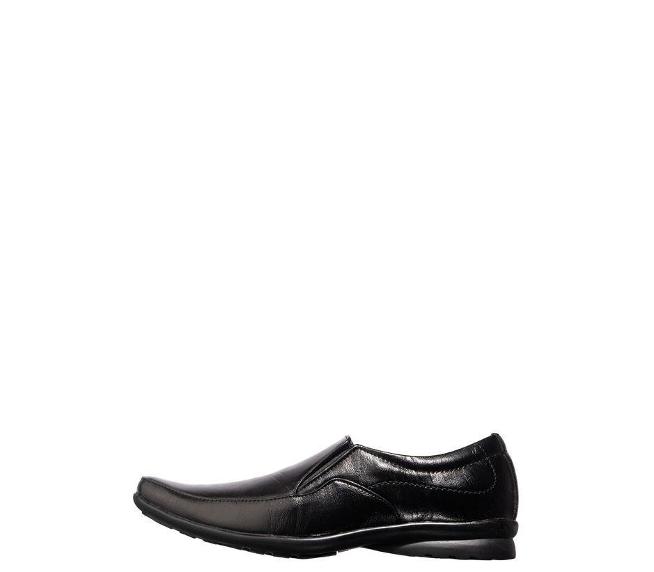 Khadim Black Formal Slip-On Shoe