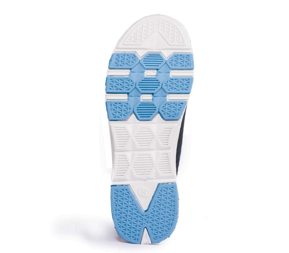 Khadim's Pro Women Navy Casual Slip-On Sneakers