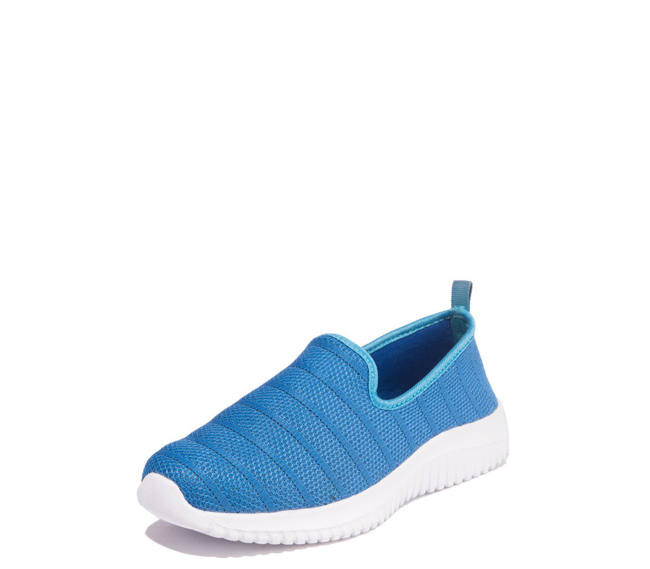 Pro Blue Casual Dress Sneakers