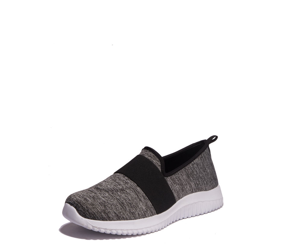 Pro Grey Casual Dress Sneakers