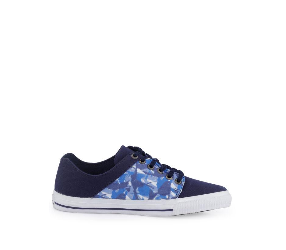 Pro Men Blue Casual Dress Sneakers