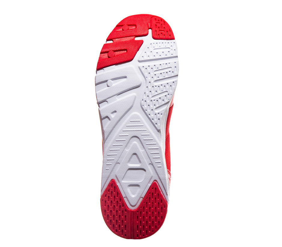 Pro Red Casual Activity Sneakers