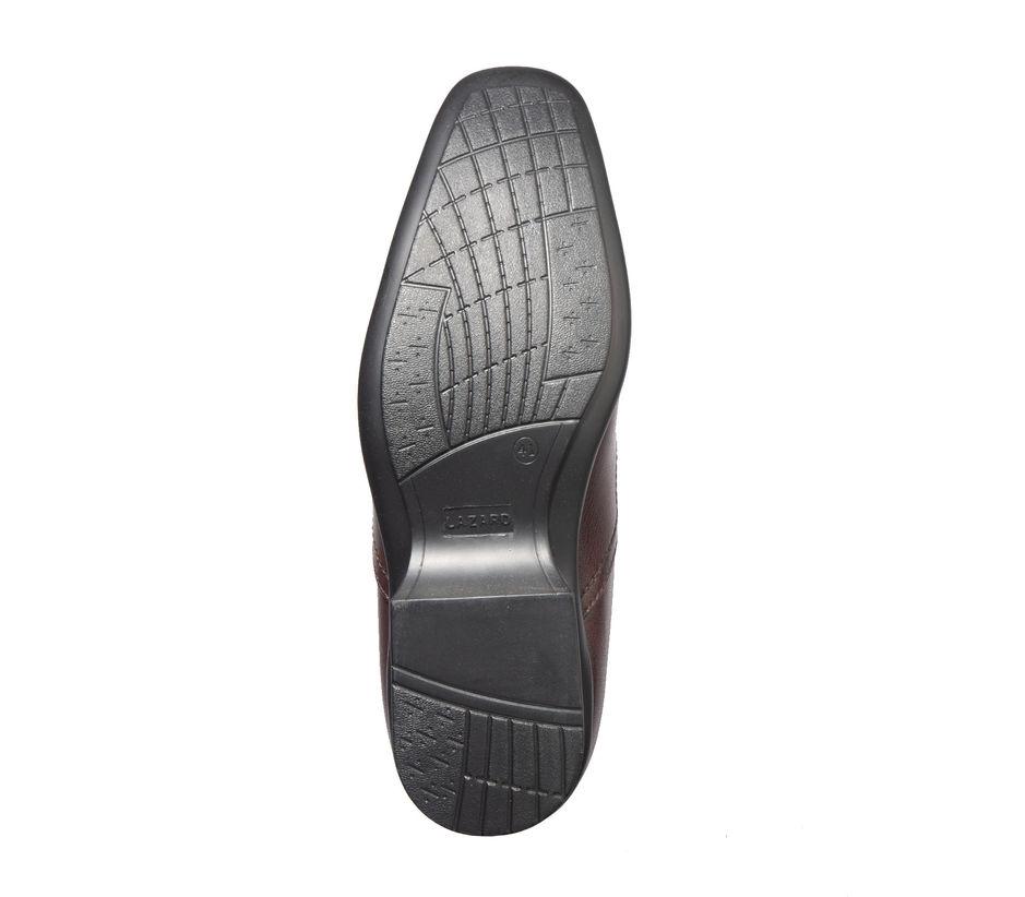 Lazard Men Brown Formal Slip-On Shoe