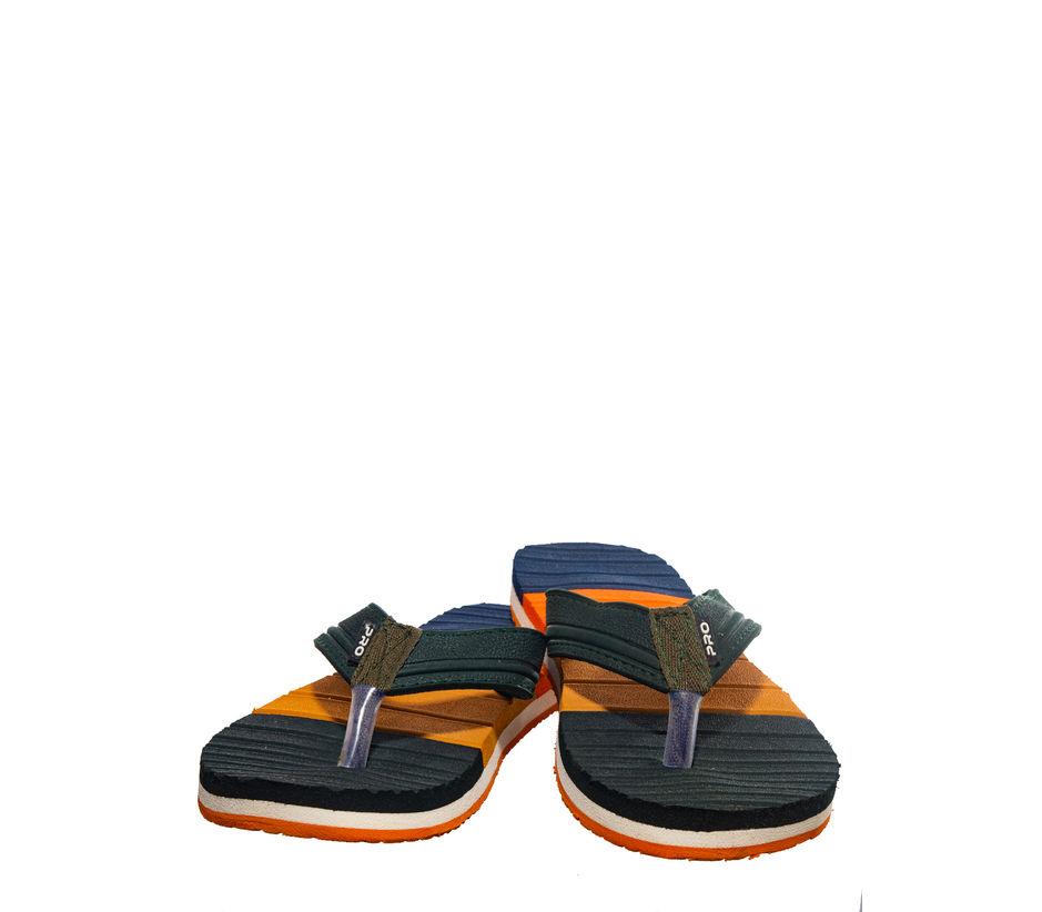 Pro Olive Casual Indoor Flip-Flop