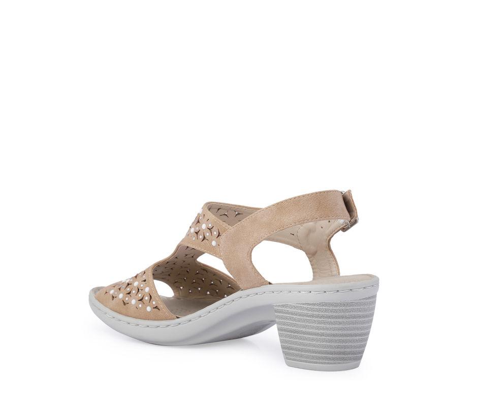 Sharon Tan Casual Strap-On Sandal