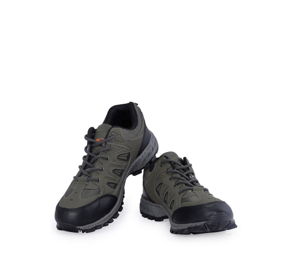 Turk Men Olive Outdoor Activity Boots
