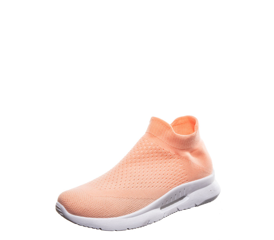 Pro Peach Casual Dress Sneakers