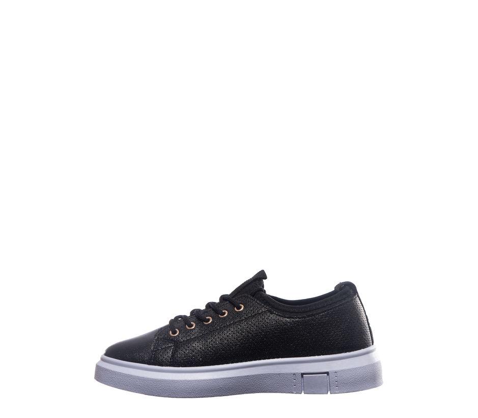 Pro Black Lifestyle Dress Sneakers