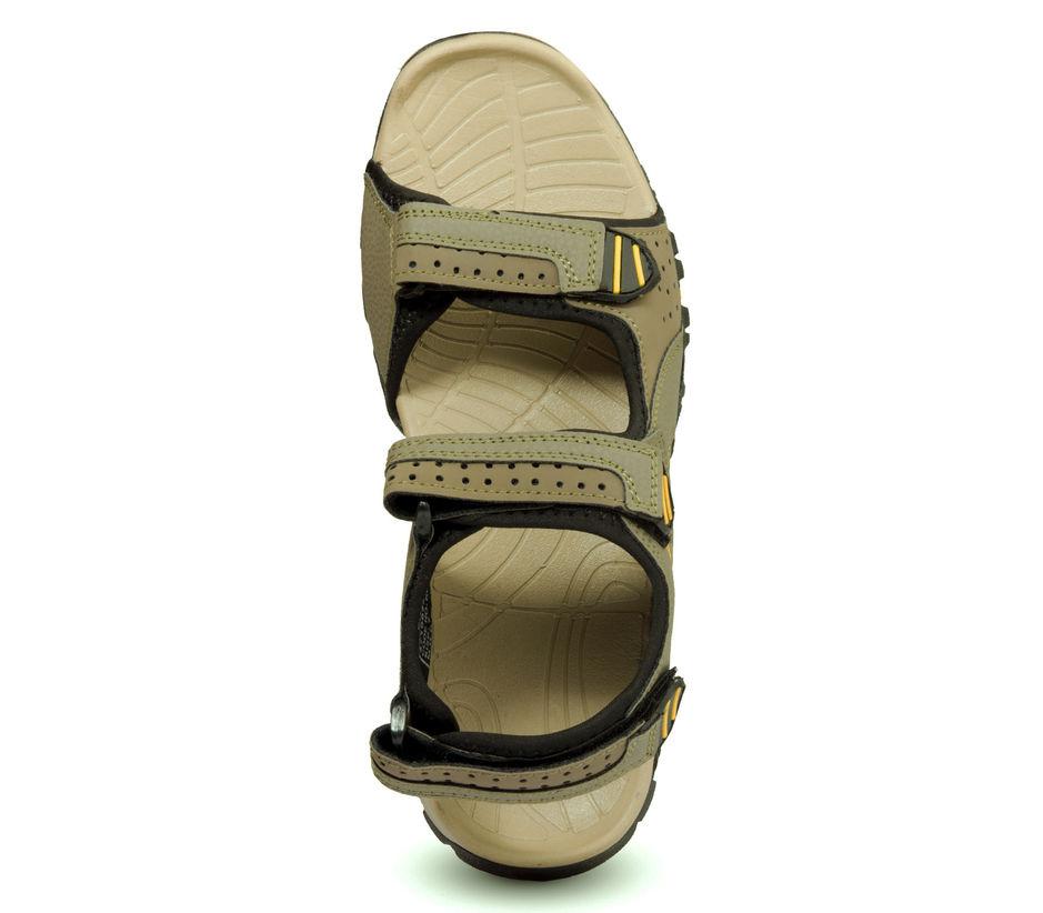 Turk Olive Casual Floater Sandal