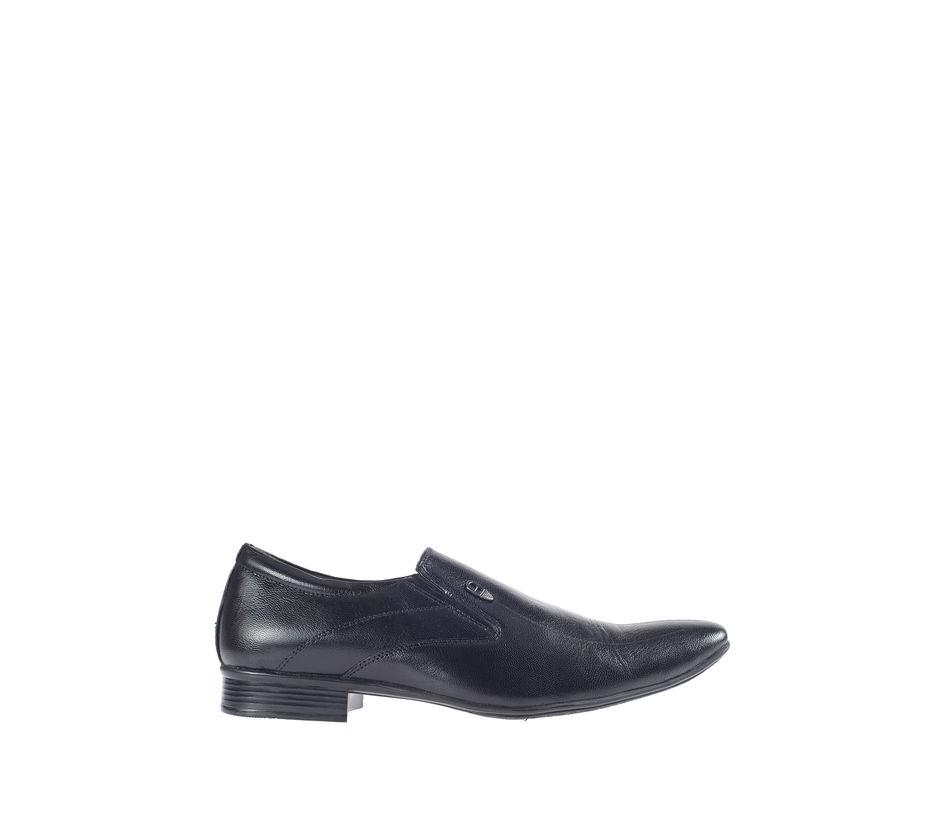 Lazard Black Formal Slip-On Shoe