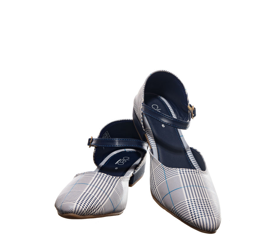 Cleo Navy Casual Clog Sandal