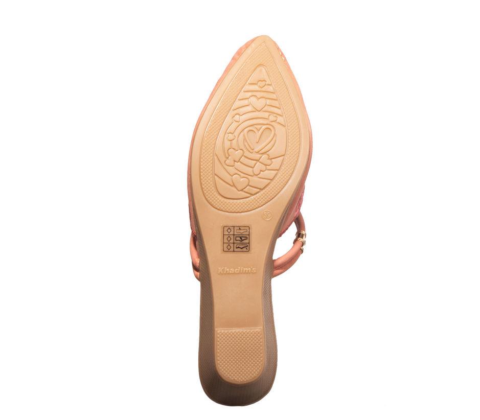 Cleo Pink Casual Clog Sandal