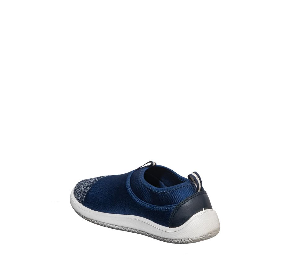 Pro Men Blue Casual Slip-On Sneakers