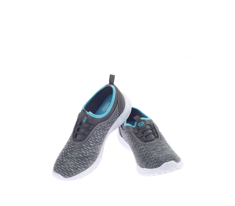Pro Grey Sports Activity Sneakers