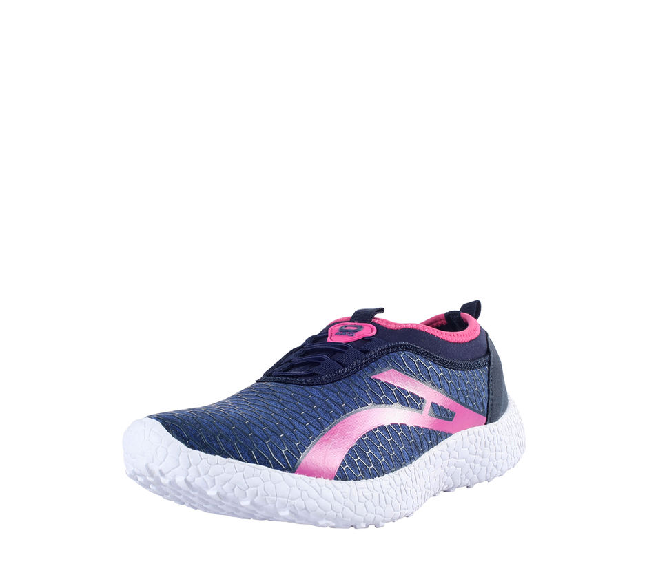 Pro Navy Sports Activity Sneakers