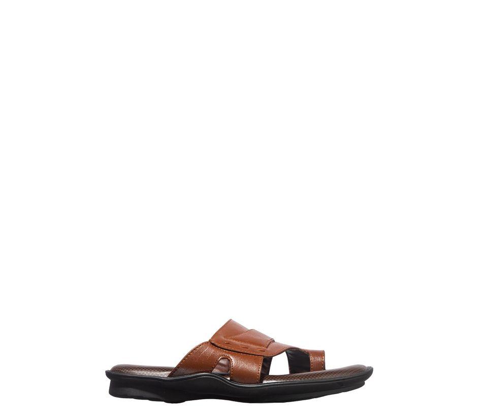 Lazard Men Brown Casual Slip-On Sandal