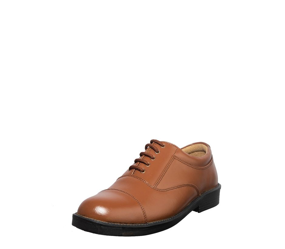Khadim's Brown Formal Oxford Shoe