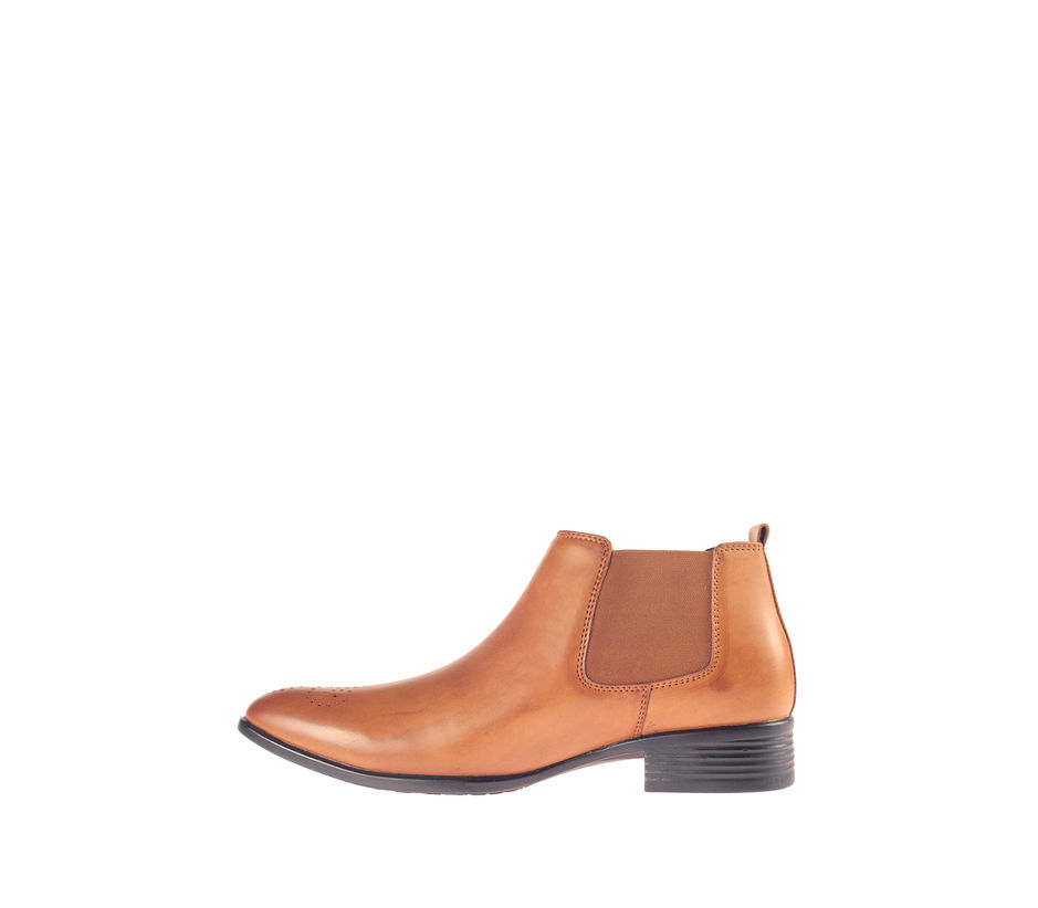 Lazard Tan Lifestyle Dress Shoe