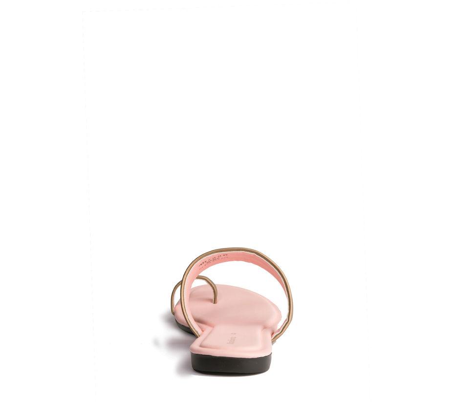 Khadim's Women Pink Casual Flat Sandal