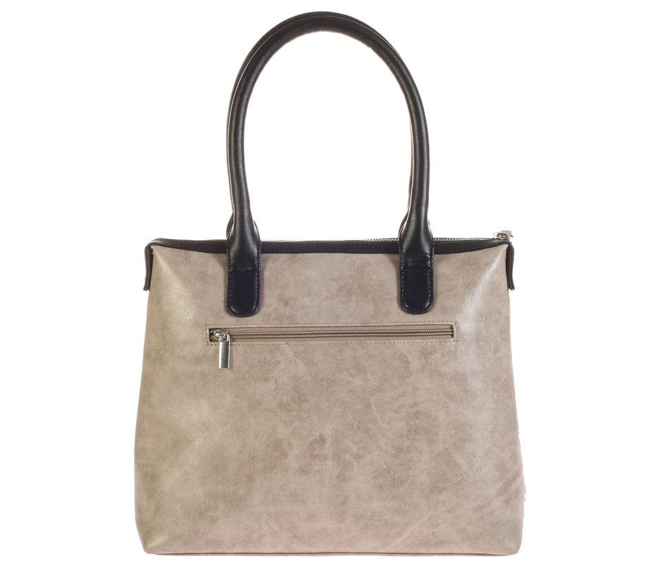 Khadim's Beige Tote Handbag