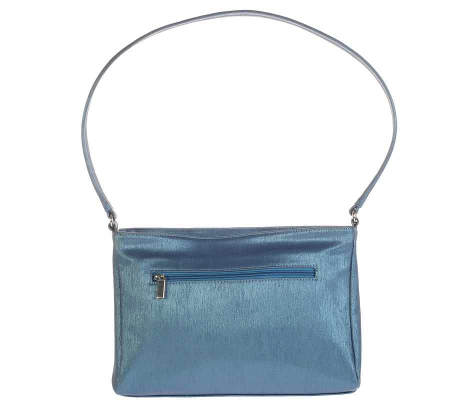 Khadim's Blue Tote Shoulder Bag