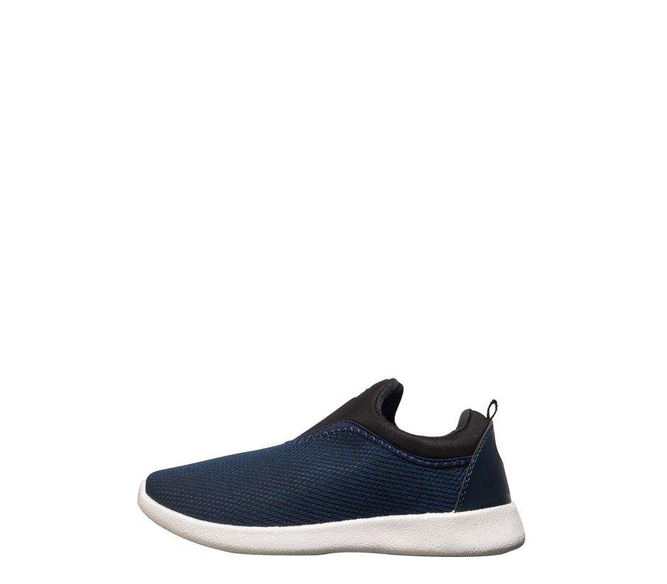 Pro Men Navy Casual Slip-On Sneakers