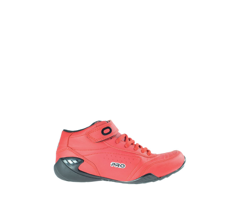 Pro Red Lifestyle Dress Sneakers