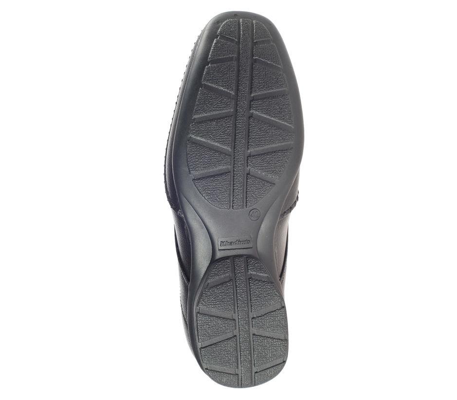 Khadim's Black Formal Derby Shoe