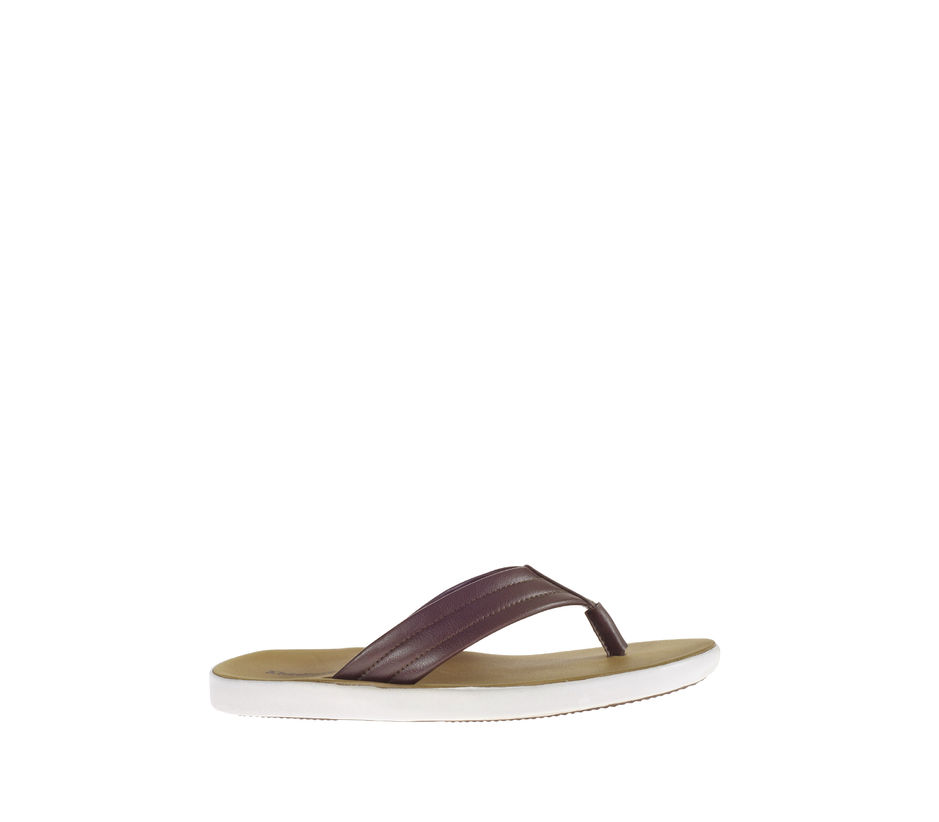 Khadim's Brown Casual Outdoor Slipper