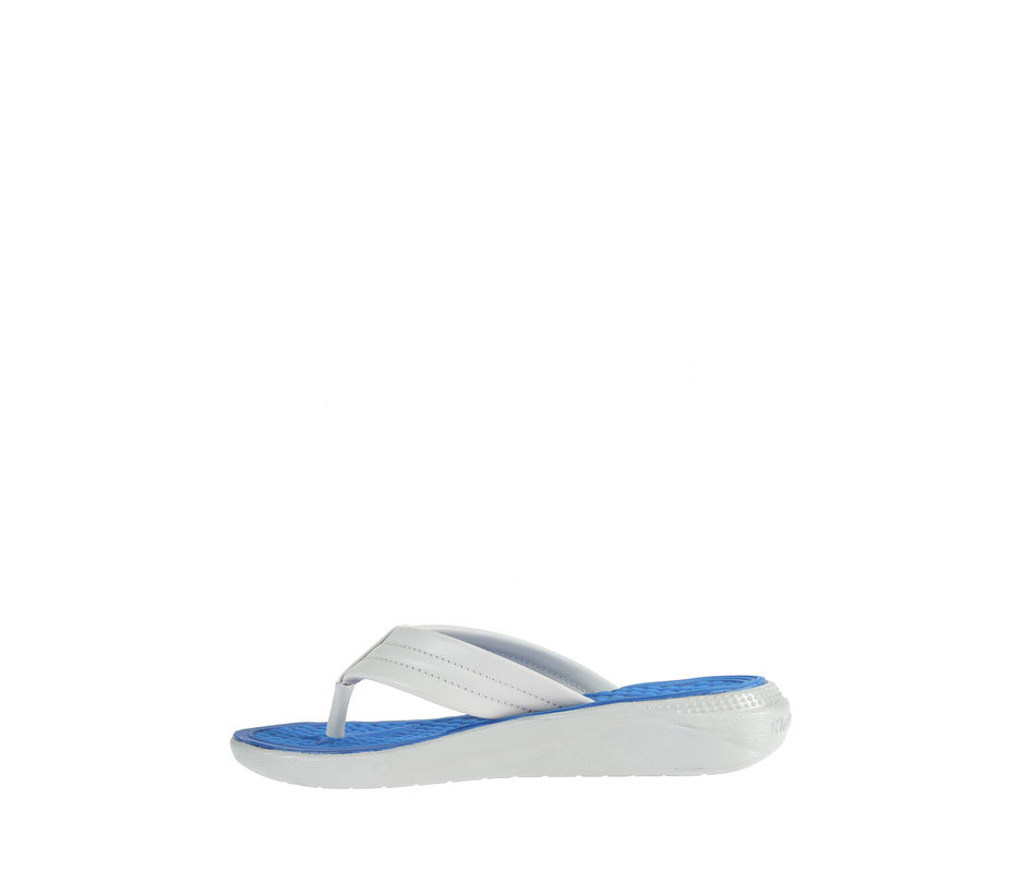 Khadim's Blue Casual Outdoor Slipper