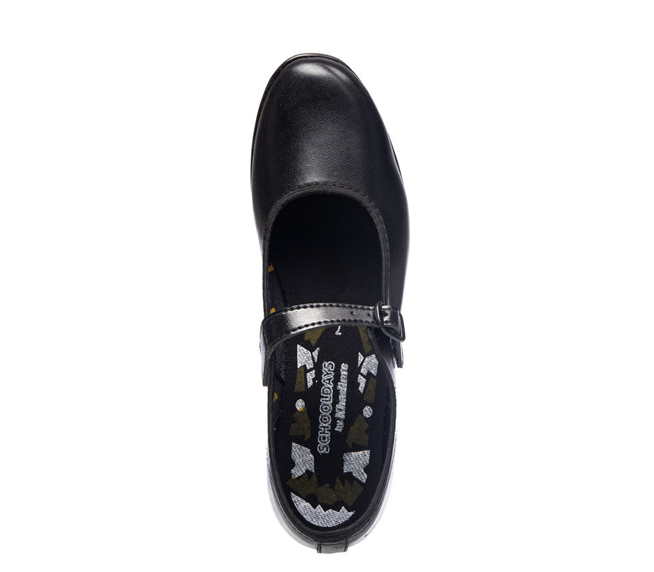 Schooldays Girl Black Formal Mary Jane Shoe