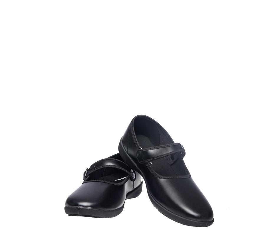 Schooldays Girl Black Formal Mary Jane Shoe