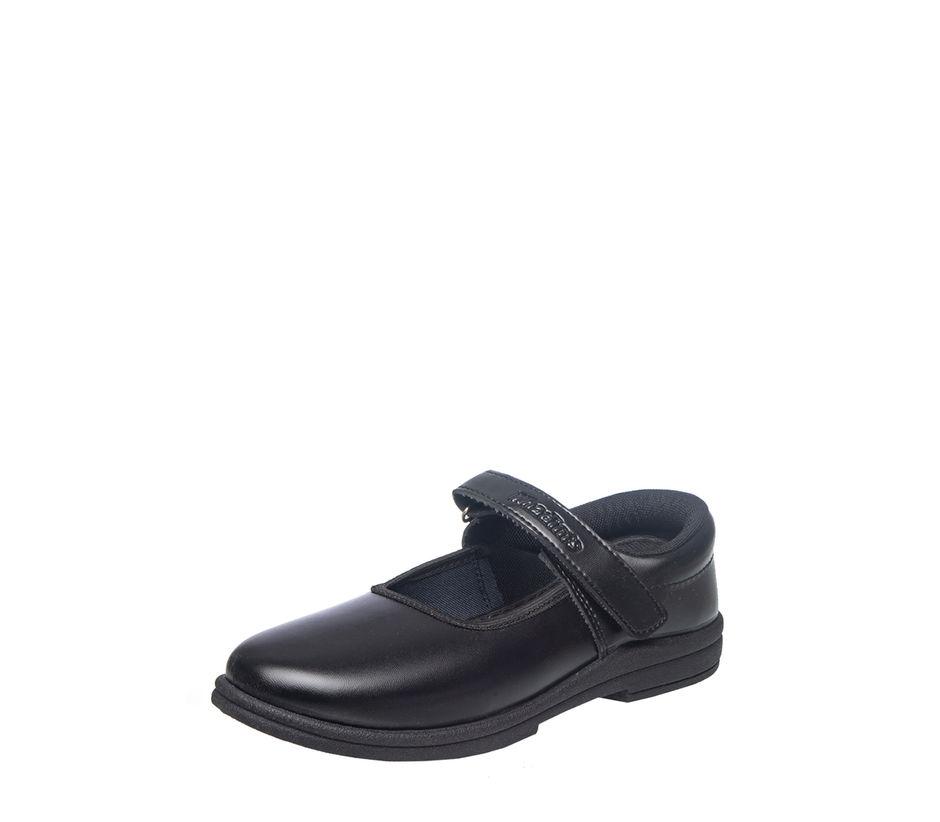 Khadim's Girl Black Formal Mary Jane Shoe