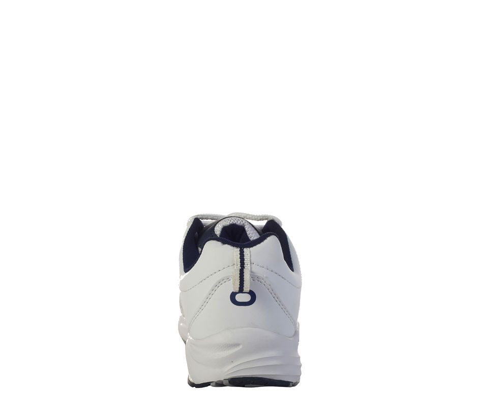 Khadim's Pro Men White Sports Activity Sneakers