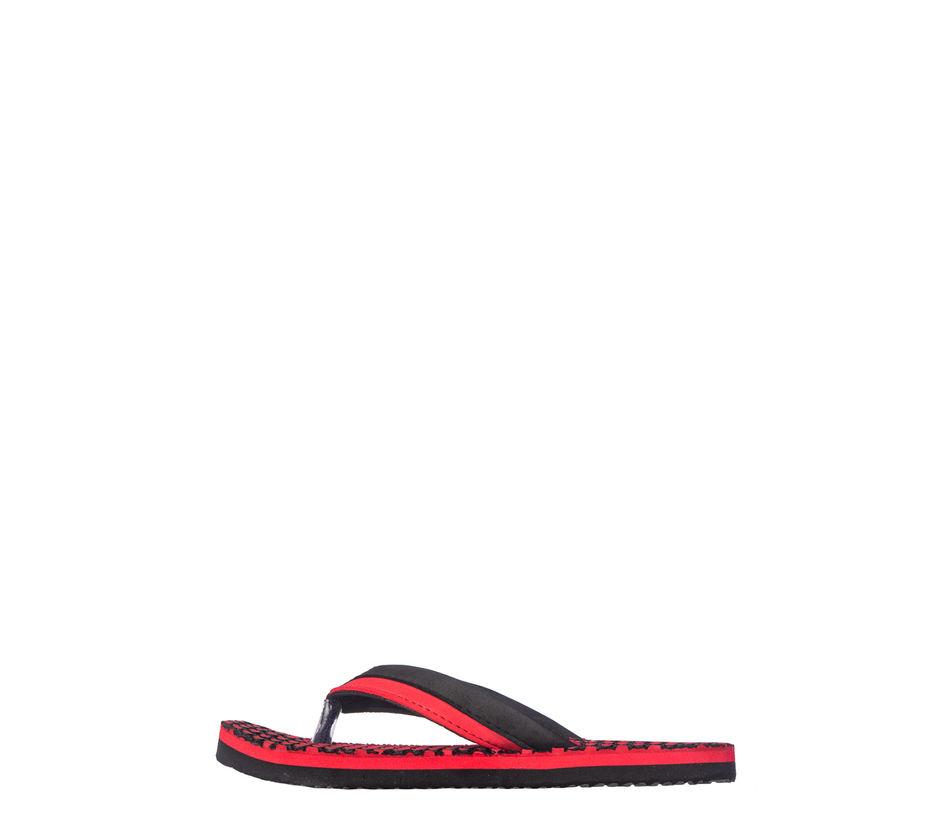 Waves Women Red Casual Indoor Flip-Flop