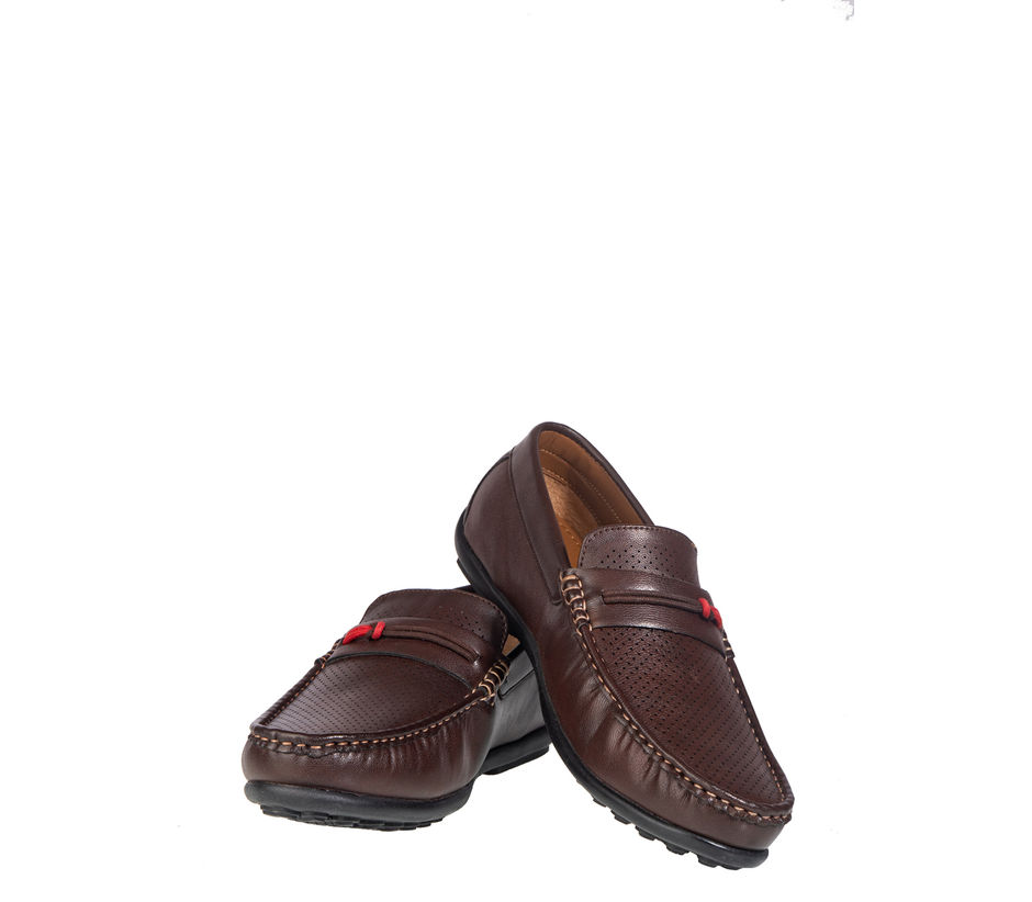 Lazard Men Brown Casual Loafer Shoe