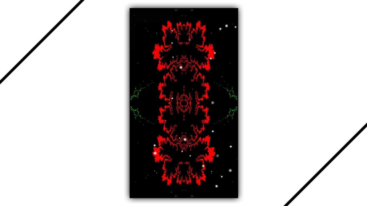 Light flower Spark Effect Video Background Kinemaster Template Download Free 2021