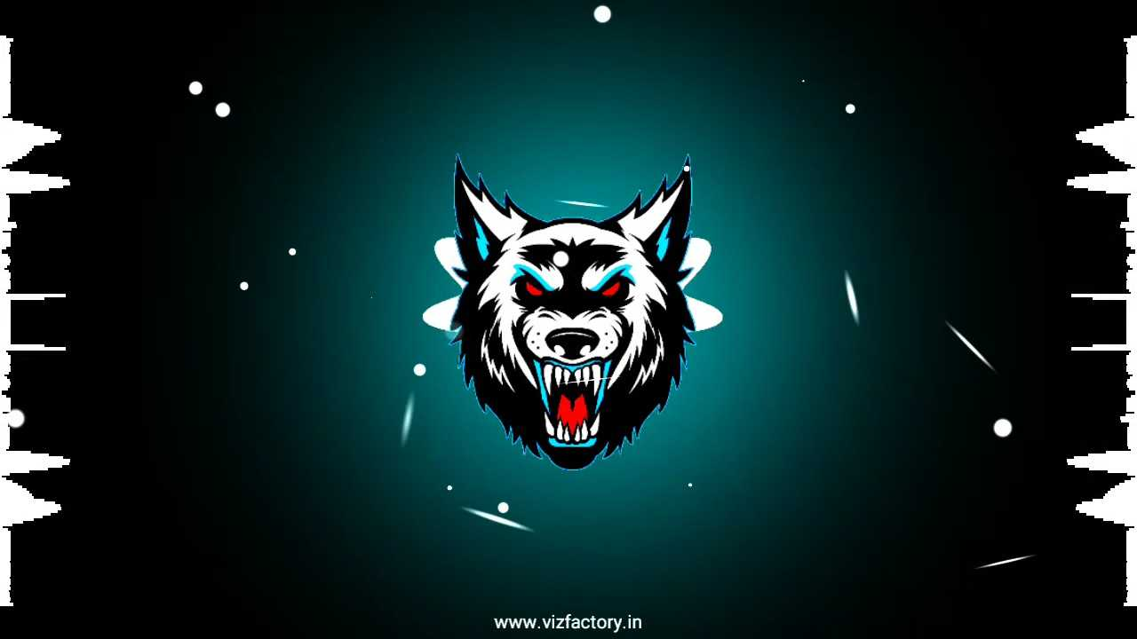 Visualizer Download for Avee Player Angry Wolf