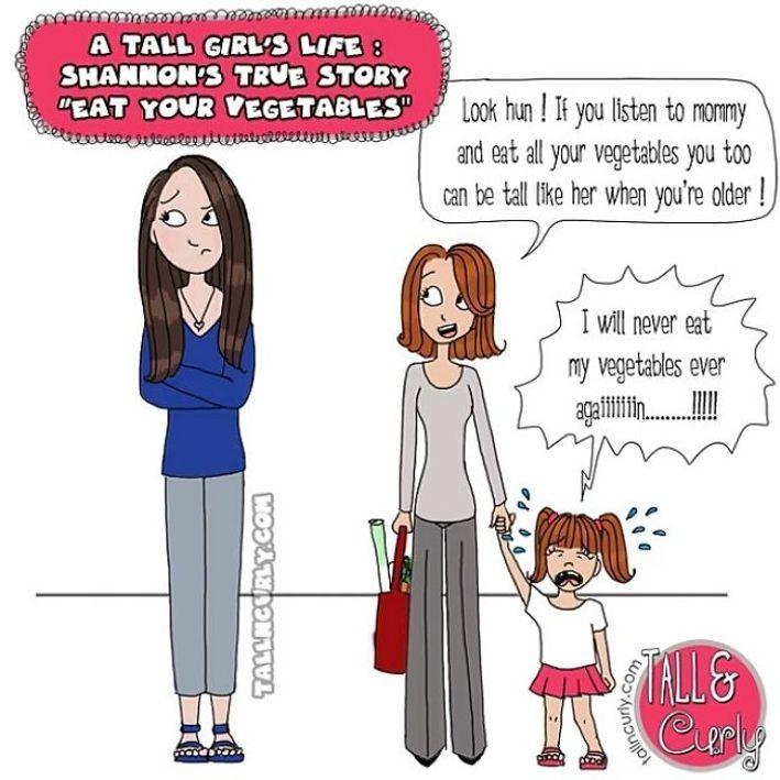 Stories growing taller girlfriend Six True